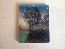 Transformers Revenge of the fallen, German Steelbook Blu Ray,