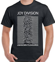 Joy Division Unknown Pleasures - Mens Music T-Shirt Factory Records FAC51