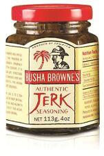 Busha Browne's Authentic Jerk Seasoning 4 oz