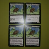 Chittering Rats x4 - Darksteel - Magic the Gathering MTG 4x Playset