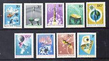 Hungria Espacio Serie del año 1965 (DQ-887)