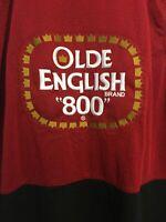D7 Olde English 800 Basketball Jersey 3XL Jumbo Malt Liquor Beer Atlanta GIFT