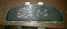 1998 1999 Nissan Sentra *248109B406* Instrument Cluster Speedometer Gauges