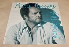 Merle Haggard : Chill Factor Sealed LP  (w/ Twinkle Twinkle Lucky Star)