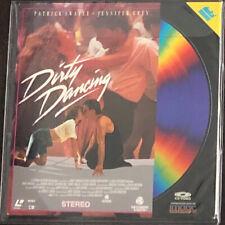 Dirty Dancing Laserdisc