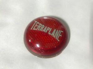 1934 1935 1936 1937 ESSEX TERRAPLANE TAIL LIGHT GLASS LENS 34 35 36 37