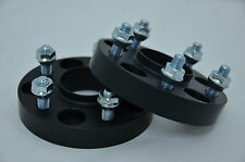 30MM ACURA SPACERS 5X114.3 CB 64.1 WITH STUDS ATTACHED