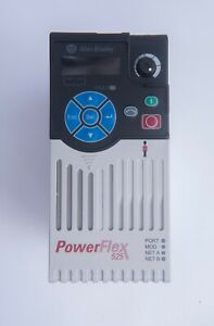 Allen Bradley PowerFlex 525 AC Inverter Drive 0.4kW 0.5HP Single to 3 Phase 230V