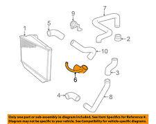 VOLVO OEM 95-97 850 Intercooler-Upper Hose Duct Tube 9161093