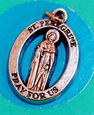 Charm A4 Catholic Silver Catholic Vintage Bracelet