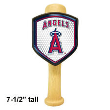 Anaheim Angels themed Baseball Bat beer tap handle