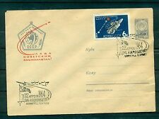 Space - Russia Ussr 1964 -  Cover  Cosmonauts Day - Mi.2896 A