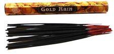 Tulasi 'Gold Rain' Incense Sticks (pk 20) (V37)
