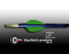 Flex-Fletch Ffp-150 vanes - Super tough - color menu included +Free Shipping