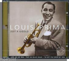 Louis Prima - Just a Gigolo - New 2012 Euro Compilation CD! Original Recordings!
