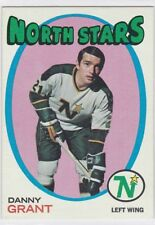 1971-72 TOPPS HOCKEY DANNY GRANT #79 NORTH STARS NMMT *60201
