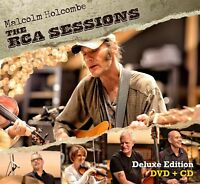 MALCOLM HOLCOMBE - RCA SESSIONS 2 CD NEW!
