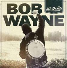 WAYNE, BOB - HITS THE HITS NEW VINYL RECORD