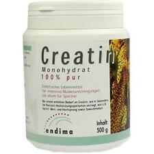 CREATIN MONOHYDRAT 100% Pur Pulver 500 g PZN 1498255