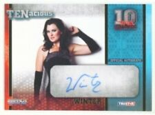 "WINTER ""AUTOGRAPH CARD #022/100"" TNA TENacious 2012 KNOCKOUTS"