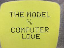 """Kraftwerk The Model 7"""" Single Vinyl EMI5207 A1/B1 Pop 70's 1978"""