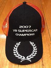 NEW V8 Supercars 2006 2007 Champions Team Cap Toll HSV Garth Tander Rick Kelly
