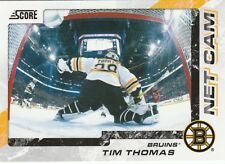 2011-12 Score Net Cam Tim Thomas