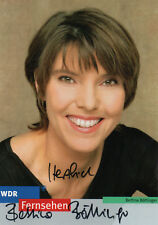 Autogramm - Bettina Böttinger