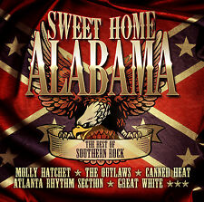 CD Sweet Home Alabama - Best Of Southern Roca por Varios Artistas