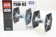 Takara Tomy Tomica Disney Star Wars TSW-03 TIE Fighter Diecast Toy Car 2015