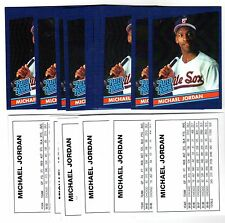 1X MICHAEL JORDAN 1986 Donruss Style Rated Rookie RC Oddball NMMT Lots Available