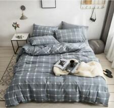 3D Gray Square ZHUB3033 Bed Pillowcases Quilt Duvet Cover Queen King Zoe