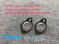 Dishwasher Thermostat for Whirlpool Kenmore Maytag PS11743423 AP6010246 661566