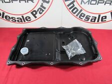 DODGE JEEP Automatic Transmission & Trans Filter Oil Pan NEW OEM MOPAR