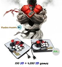 New! Pandora's Box 9S 4,230 Games in 1 Home Arcade Console Split Joystick Hdmi