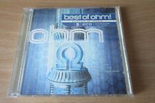 Best Of Ohm! - Allstars Of Trance Suck me plasma CD-Album 1997 Trance