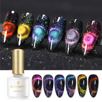 BORN PRETTY 6ml 3D Chameleon Cat Eye UV Gel Nagellack Magnetic Gel Tränken