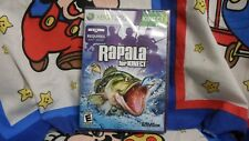 XBOX 360 Rapala For Kinect Game BRAND NEW SEALED