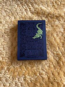 Green Gatorback Playing Cards David Blaine