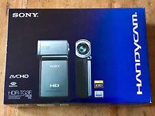 Sony Telecamera Digitale Handycam HDR-TG3E Full HD, obiettivo Carl Ziess
