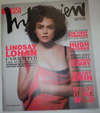 Interview Magazine Lindsay Lohan & Hugh Jackman June 2006 021615R