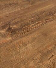 KNALLERPREIS Vinylboden 4 mm Holzoptik Diele Klickboden Designboden Rotbraun