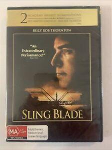 SLING BLADE (dvd NTSC R4) BILLY BOB  THORNTON, NEW/SEALED