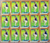 Nolan Ryan 1990 Topps #4 15ct Card Lot