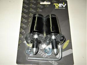 DMV Lenkerenden Lenkergewichte Handlebar Caps DMV-HCU-G2-BK