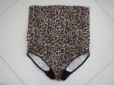 Playtex Animal Print High Waist Shaping Control Panty   Size: 18