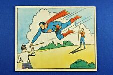1940 Superman Gum, Inc. - #58 - A Near Tragedy - VG Condition