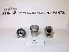 12x1.5mm Open Flat - Peugeot Wheel Nut w/Captive Flat Washer - (SN65) GRAYSTON Q