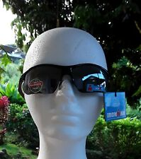 Ironman Triathlon Foster Grant's Black Sunglasses