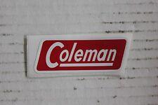 COLEMAN PLAIN LANTERN DECAL  *LIQUIDATION*